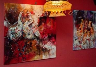 Персональна виставка Анастасії Франчук «Within & Without»
