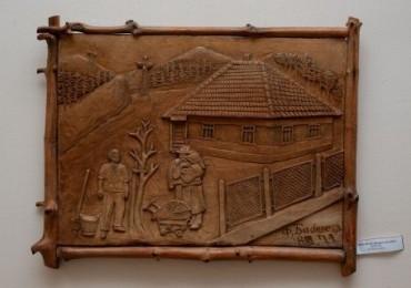 В Ужгородському скансені представили добірку робіт різьбяра Федора Бабинця