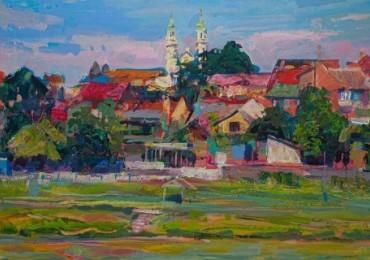 Виставка до Дня Незалежності України в галереї «Ужгород»
