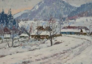 У залах художнього музею ім. Йосипа Бокшая розгорнулася масштабна виставка робіт Золтана Шолтеса «In memoriam»