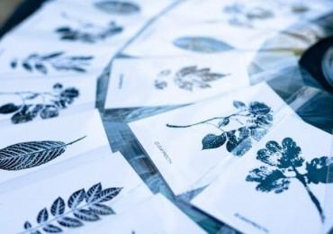 LEAF. Персональна виставка графіки Марини Іржак