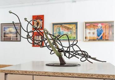У галереї «Ужгород» представили колективну виставку робіт закарпатських митців