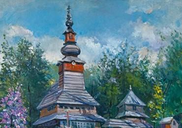 Ювілейна виставка Степана Шолтеса